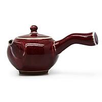 Ấm trà tay cầm Đông Gia  -đỏ huyết dụ 67