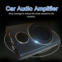 Car Subwoofer Speaker Audio Amplifier Under-Seat Car Audio Amplifier