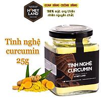 TINH NGHỆ CURCUMIN HONEYLAND 25G