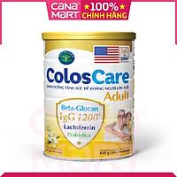 Sữa bột Nutricare ColosCare Adult tăng sức đề kháng người lớn tuổi (400g)