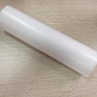 Phim dán kính mờ trang trí cao cấp Anygard Hàn Quốc white matte dùng cho nhà tắm