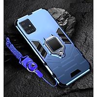 Ốp lưng chống sốc kèm iring cho SamSung Galaxy A51