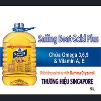 Dầu ăn Sailing Boat Gold Plus 5L