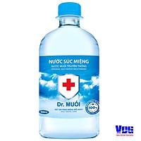 Nước súc miệng Dr. Muối truyền thống (500ml)