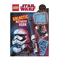 Lego Star Wars: Galactic Activity Book