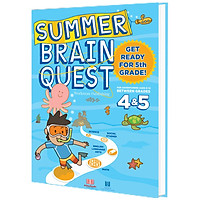 Sách Summer BrainQuest - sách tham khảo lớp 5