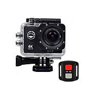 Camera hành động chống nước WIFI 4K ULTRA HD kèm Remote - Hàng nhập khẩu
