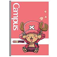 Bộ 10 Tập One Piece Chibi - Kẻ Ngang Có Chấm - 80 Trang - NB-BOPC80 - Mẫu 1