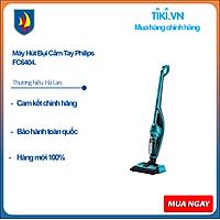Máy Hút Bụi Cầm Tay Philips FC6404 - Hàng chính hãng