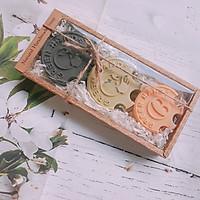 Hộp 3 xà phòng handmade thảo mộc Hàn Quốc FINGER THAN - NHÀU- NGHỆ