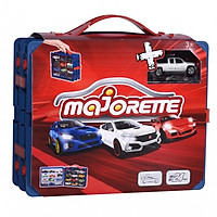 Đồ Chơi Trẻ Em Vali Xe Mô Hình Majorette Carry Case + 1 Car - 212058189