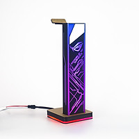 Giá treo tai nghe ROG PRO LED RGB Custom Handmade