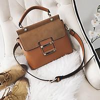 Túi đeo chéo nữ đi chơi, dự tiệc hợp thời trang, túi xách nữ chất lượng da PU cao cấp, có nhiều ngăn để đựng điện thoại và các vật dụng cần thiết – KA-TDC-05
