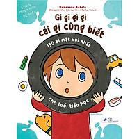 Sách - Gi gỉ gì gi cái gì cũng biết - 130 bí mật vui nhất cho tuổi tiểu học (tặng kèm bookmark thiết kế)