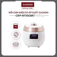 Nồi cơm áp suất điện tử cao tần Cuckoo CRP-RT1008F (1.8L) - Hàng Chính Hãng