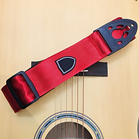 Dây đeo guitar P&P Music SR505 chất liệu vải dù, vải, màu sắc đa dạng, bền chắc