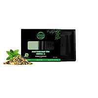 Xà phòng than hoạt tính Zenpali A - Soap ngừa mụn, sạch da, loại bỏ mùi hôi