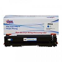 Hộp mực Thuận Phong 202A dùng cho máy in màu HP LJ PRO M254 / MFP M280 / MFP M281 - Hàng Chính Hãng