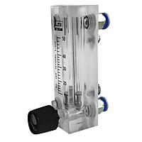 Máy đo Lưu Lượng Cánh Quạt Thủy Tinh 1 Cái Máy đo Lưu Lượng Nitơ 102mm Cho Oxy Trong Nước