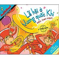 Mathstart Trải Nghiệm Toán Học: Lễ Hội Ở Vương Quốc Khỉ