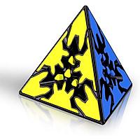 Rubik bánh răng QiYi Gear Pyraminx 3x3