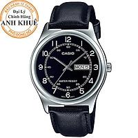 Đồng hồ nam dây da Casio MTP-V006L-1B2UDF