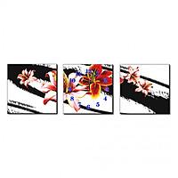 Tranh trừu tượng nghệ thuật Q6D6 - HD26