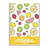 Lốc Vở kẻ ngang Haplus - Fruit (80, 120, 200 trang) (Giao hình ngẫu nhiên)