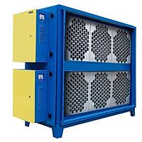 Máy lọc tĩnh điện xử lý khói bụi công nghiệp 25000 m3/h Rama R25000 - Hàng Chính Hãng