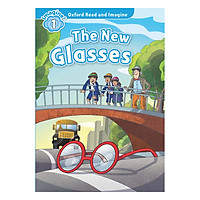 Oxford Read And Imagine Level 1: The New Glasses Audio Pack
