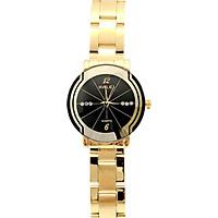 Đồng hồ Nữ Halei - HL457 Dây vàng