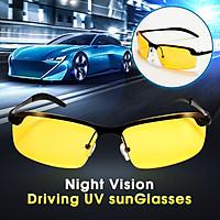 400 UV Unisex Night Vision Glasses Polarized Sunglasses Glasses Driving Goggles