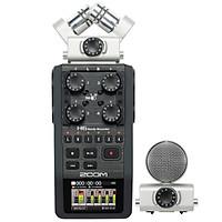 Máy ghi âm Zoom H6 - Hàng Nhập Khẩu