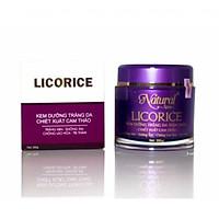 Kem dưỡng trắng da chiết xuất cam thảo Licorice 200g