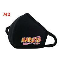 BST khẩu trang in hình NARUTO chống bụi chất mịn giá rẻ cực cool ngầu