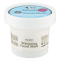 Mặt nạ dưỡng trắng và trẻ hóa da Beauty Buffet Scentio Milk Plus 100ml