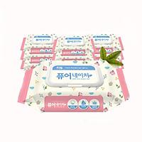 Combo 10 Gói Khăn Ướt PureNature Hàn Quốc Loại 100...