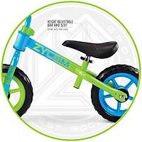 Xe đạp ROYAL BABY Xe thăng bằng Zycom kèm nón - Xanh 206A714