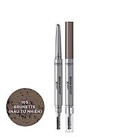 Chì Kẻ Mày L'Oreal Paris Makeup Brow Artist Xpert 0,2g 2 Đầu Tiện Dụng PL804