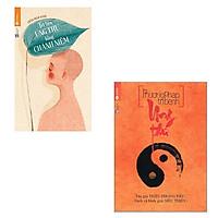 Bộ 2 cuốn sách về trị bệnh ung thư bằng y học cổ truyền và  lối sống chánh niệm: Phương Pháp Trị Bệnh Ung Thư - Trị Liệu Ung Thư Bằng Chánh Niệm