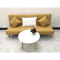 Bộ ghế sofa giường 1m7x90, sofa bed, sofa phòng khách linco11