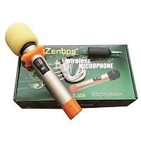 Micro Không Dây Zenbos MZ-358 - Hàng Chính Hãng