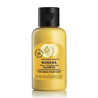 Dầu Gội The Body Shop Banana 60ml