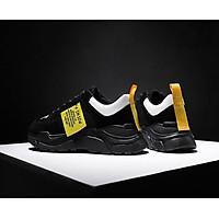 Giày sneaker nam đi chơi, thể thao phong cách Hàn Quốc dáng trẻ trung năng động
