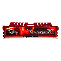 RAM PC G.Skill F3-12800CL10S-8GBXL RipjawsX 8GB DDR3 1600MHz UDIMM XMP - Hàng Chính Hãng
