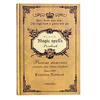 Sổ Nhật Ký Vintage Magic Book A5  MFS-004