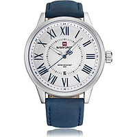 NAVIFORCE Fashion Men Watch 3ATM Water-resistant Quartz Luminous Casual Man Wristwatch Male Brand Watch