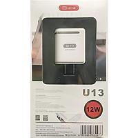 Củ sạc nhanh BYZ U13 (12W) - Hàng nhập khẩu (Giao màu ngẫu nhiên)