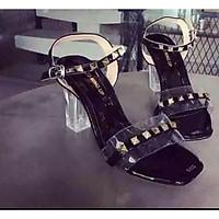 Giày sandal quai trong đinh tán 9P
