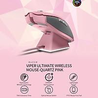 Chuột không dây Razer Ultimate tốc độ cao 20000pi Focus cảm biến quang học (có sạc)